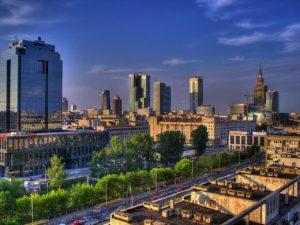 Standort Warschau